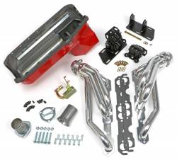Trans-Dapt Performance Products - Trans-Dapt Performance Products S10/V8 Swap Kit 99065