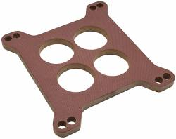 Trans-Dapt Performance Products - Trans-Dapt Performance Products Canvas Phenolic Holley/AFB Carb Spacer 2446