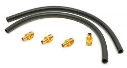 Trans-Dapt Performance Products - Oil Hose Kit Trans-Dapt Performance Products 1032