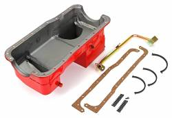 Trans-Dapt Performance Products - Trans-Dapt Performance Products Hamburgers Econo Series Oil Pan 3090