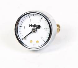 Holley Performance - Holley Performance Mechanical Fuel Pressure Gauge 26-500