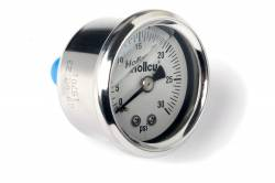 Holley Performance - Holley Performance Mechanical Fuel Pressure Gauge 26-505