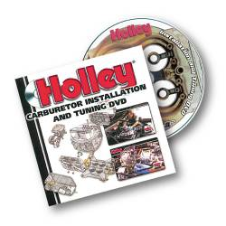 Holley Performance - Holley Performance Carburetor Installation And Tuning DVD 36-378