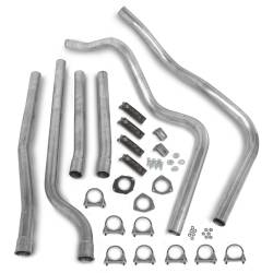 Hooker Headers - Hooker Headers Dual Competition Header Back Exhaust System Kit 16551HKR