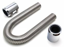 Trans-Dapt Performance Products - Trans-Dapt Performance Products Stainless Steel Radiator Hose Kit 8203
