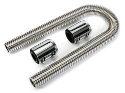 Trans-Dapt Performance Products - Trans-Dapt Performance Products Stainless Steel Radiator Hose Kit 8205
