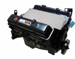 PACE Performance - GMP-12681429-4 Pace SBC 350CID 300HP Brand New Crate Engine (No Intake)
