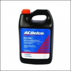 GM (General Motors) - 12378390 - GM/AC Delco DEX-COOL 50/50 Premix Antifreeze/Coolant (with Bitterant) - 1 Gallon