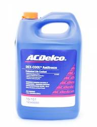 GM (General Motors) - 12346290 - GM/AC Delco Dexcool Antifreeze Coolant - 1 Gallon