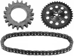 Chevrolet Performance Parts - 12371053 - Big Block Chevy Gen VI ZZ502Single Roller  Timing Chain Kit For Use With OEM Roller Camshafts Only
