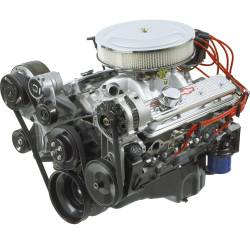 Chevrolet Performance Parts - 19210009 - GM 350CID 330 HP Deluxe Crate Engine with Serpentine Drive System