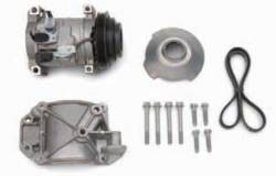 Chevrolet Performance Parts - 19244106 - LSA Accessory Drive System A/C Add-on Kit
