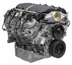 Chevrolet Performance Parts - LS3 Crate Engine by Cheverolet Performance 376 CID 495 HP 19370411