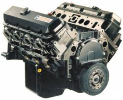 Chevrolet Performance Parts - 88890534 - GM HT502 502CID 377HP Crate Engine