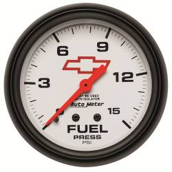 AutoMeter - AutoMeter GM Series Mechanical Fuel Pressure Gauge 5813-00406