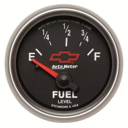 AutoMeter - AutoMeter GM Series Electric Fuel Level Gauge 3613-00406