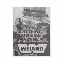 Weiand - Weiand Supercharger Manual 9024