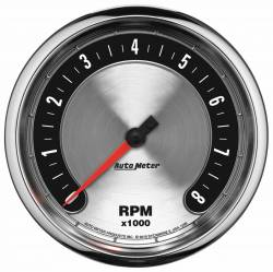 AutoMeter - AutoMeter American Muscle Tachometer 1299
