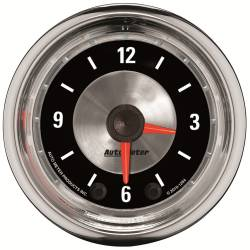 AutoMeter - AutoMeter American Muscle Clock 1284