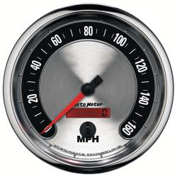 AutoMeter - AutoMeter American Muscle Speedometer 1289