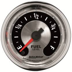 AutoMeter - AutoMeter American Muscle Fuel Level Gauge 1209
