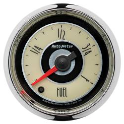 AutoMeter - AutoMeter Cruiser Programmable Fuel Gauge 1109
