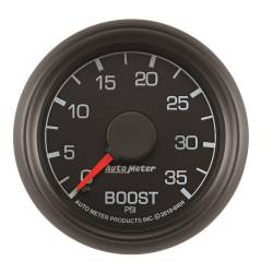 AutoMeter - AutoMeter Factory Match Mechanical Boost Gauge 8404