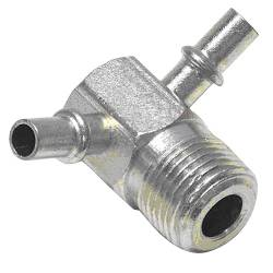 "Paragon - 3973472 - Intake Manifold Vacuum Fitting - 3/8"" NPT With Two 1/4"" Vacuum Nipples"