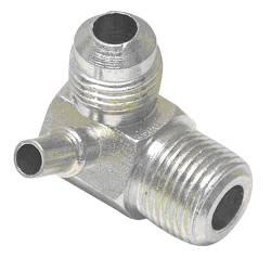"Paragon - 3973474 - Intake Manifold Vacuum Fitting - 3/8"" NPT , One 3/8"" Flare Fitting For Brake Booster Extension Pipe, One 1/4"" Vacuum Nipple"