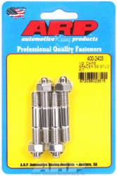 "ARP - ARP4002403 - ARP Carburetor Stud Kit - 5/16"", 2.225"" Overall Length, Stainless Steel"