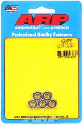 "ARP - ARP4008751 - ARP Bulk Fasteners - 1/4""-28 Stainless Steel Hex Head - 5 Pack"