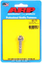 ARP - ARP4501702 -ARP Distributor Stud- Chevy- Stainless Steel- 6 Point Nut