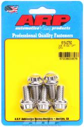 ARP - ARP6150750 - 3/8-16 x 0.750 12pt 7/16 Wrenching SS Bolts