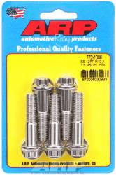 ARP - ARP7721006 - ARP Metric Thread Bolt Kit Stainless 300 M10 x 1.50 45mm UHL, 5 Piece