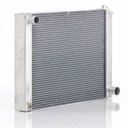 Be Cool Radiator - BCI10087 - Be Cool Aluminator Direct Fit Radiator, 300HP, Standard Transmission, 71-73 Mustang, 71-73 Cougar