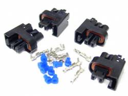 Caspers Electronics - CAS108137 - Injector Connector Kit (Marine)