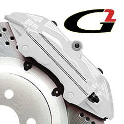 G2 USA - G2167 - White High Temperature Brake Caliper Paint System Set