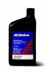 GM (General Motors) - 88900399 - GM/AC Delc Synchromesh Manual Transmission Fluid- Friction Modified - 1 Quart