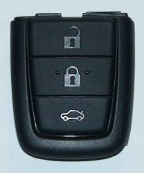 GM (General Motors) - 92245049 - Replacement Fob Buttons Only