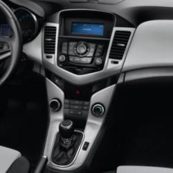 GM (General Motors) - 96996409 - GM Interior Trim Package - 2011-14 Chevy Cruze with Electronic Ride & Handling (FX3) and Manual Transmission (MZ0 or MZ4)
