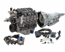 chevrolet performance parts - cpsls3764804l70e - cruise package ls3 495hp  engine w/4l70e 2wd trans
