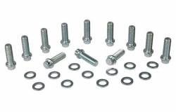 Moroso Performance - Intake Manifold Bolt Kit Moroso Performance 38400
