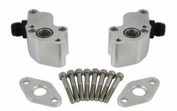 Moroso Performance - MOR63615 - Remote Water Pump Adapter Kit, GM LS Series Engines