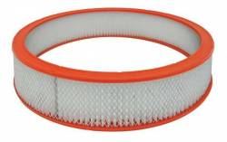 "Moroso Performance - MOR97080 - Moroso Replacement Air Filter Element, 3"" x 14"""