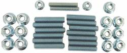 Moroso Performance - MOR38541 - Moroso Oil Pan Stud Kit, GM LS Engines