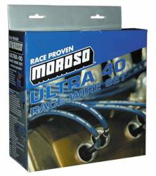 Moroso Performance - Ultra 40 Race Wire Custom Fit Set Moroso Performance 73832