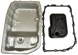 PACE Performance - GMP-24250062 - Camaro Transmission Pan Kit with Wide Mouth Filter 6L80.