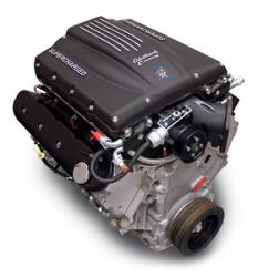 PACE Performance - GMP-467504L85E Edelbrock  GM LS 416CID 702HP with 4L85E Auto Trans Package