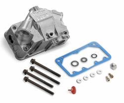 Holley Performance - Holley Performance Aluminum HP V Bowl Kit 134-78S