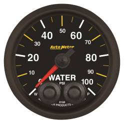 AutoMeter - AutoMeter NASCAR Elite CAN Water Pressure Gauge 8168-05702